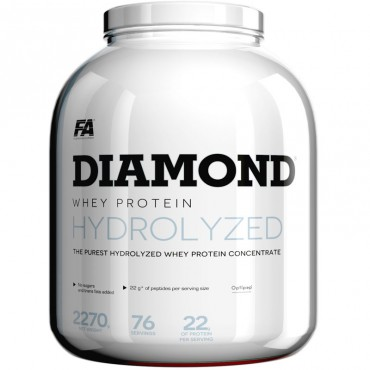 Diamond Hydrolysed Whey Protein